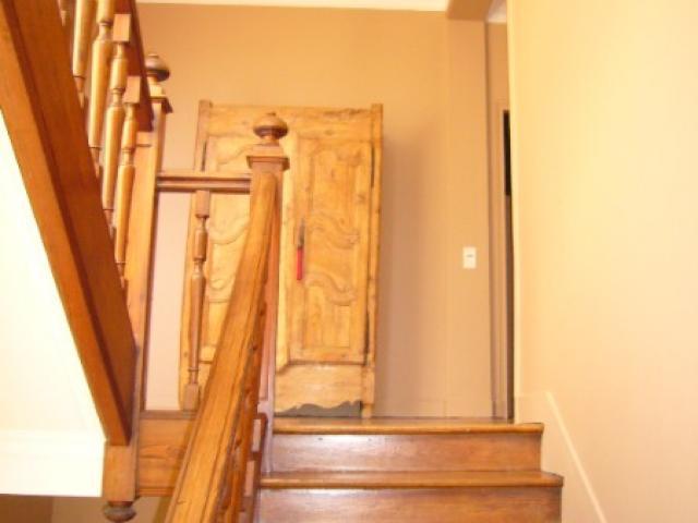 Rénovation d'une cage d'escaliers et de la montée des marches d'une maison